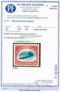 Certificate C3a
